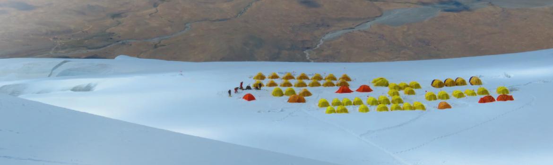 Mustagh ata base camp 3white
