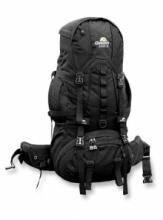 Corazon batoh Eiger 55 - černá