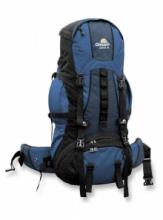 Corazon batoh Eiger 55 - modrá světlá