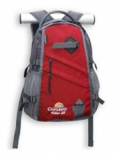 Corazon batoh Hiker 25l - šedá/ červená