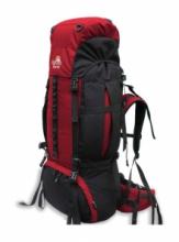 Corazon batoh Rock 80 - červená