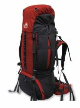 Corazon batoh Rock 75 - červená