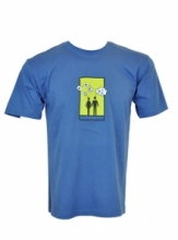 Dap Sport triko pánské Dvojice - modrá