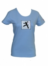 DAP SPORT triko dámské TOI TOI - modrá