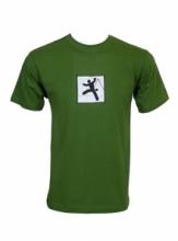 DAP SPORT triko pánské TOI TOI - zelená