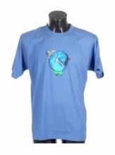 Dap Sport triko pánské Cyklo - modrá