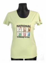 Dap Sport triko dámské Nations