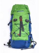 Pinguin batoh Boulder 38 - zelená/modrá