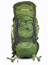 Pinguin batoh Explorer 60 - zelená/světlá