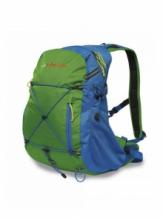 Pinguin batoh Biker 25 - modrá/zelená