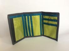 Pinguin peněženka Wallet - zelená