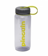 Pinguin Tritan Slim Bottle 0,65l - šedá