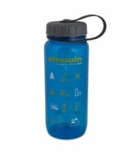 Pinguin Tritan Slim Bottle 0,65l - modrá
